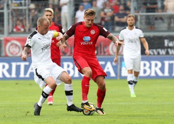 Wiesbaden schlägt Jena mit 1:0 - Spielbericht + Bilder