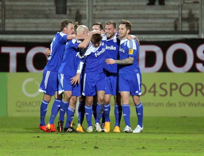 29. Spieltag; SV Wehen Wiesbaden - Holstein Kiel (Stimmen zum Spiel)