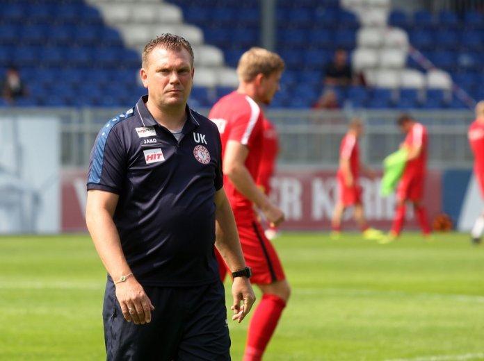 6. Spieltag 17/18: SV Wehen Wiesbaden - Fortuna Köln - Bild