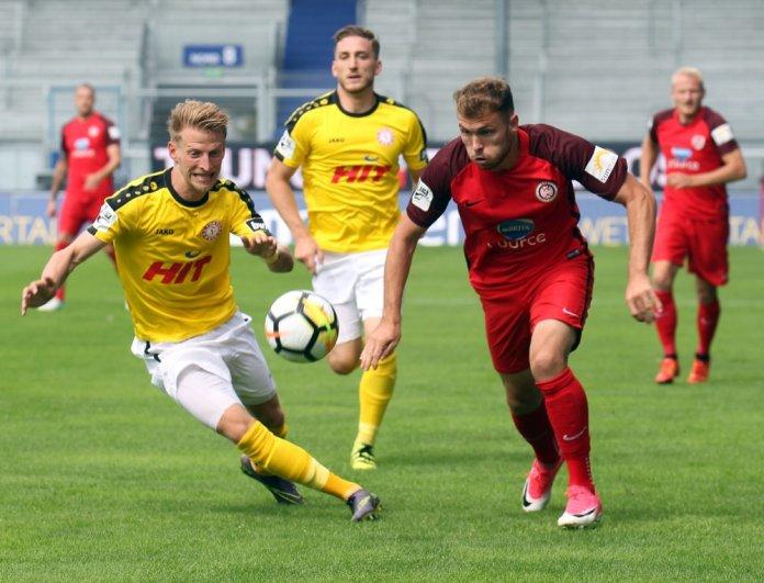 25. Spieltag; Fortuna Köln – SV Wehen Wiesbaden