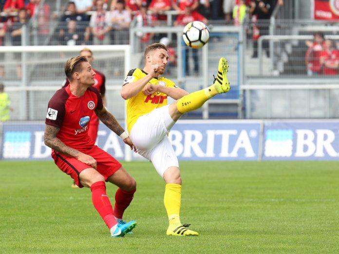 Fortuna Köln: Auch Robin Scheu verletzt
