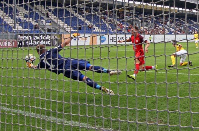 Wehen gleicht spät gegen Köln aus – Spielbericht + Bild