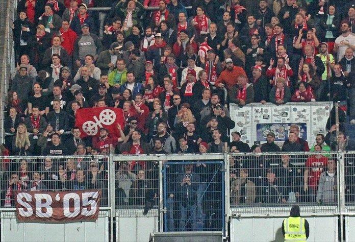 27. Spieltag 16/17: SV Wehen Wiesbaden - 1. FSV Mainz 05 II