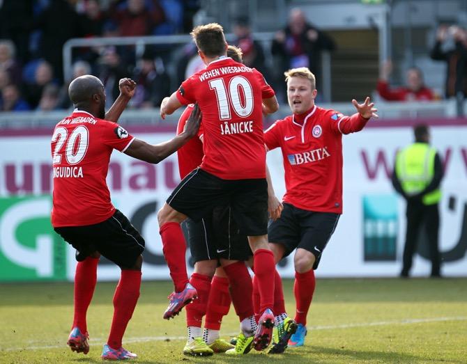 28. Spieltag; FC Hansa Rostock - Chemnitzer FC