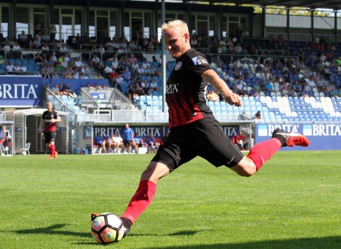 5. Spieltag 16/17: SV Wehen Wiesbaden - SC Paderborn 07