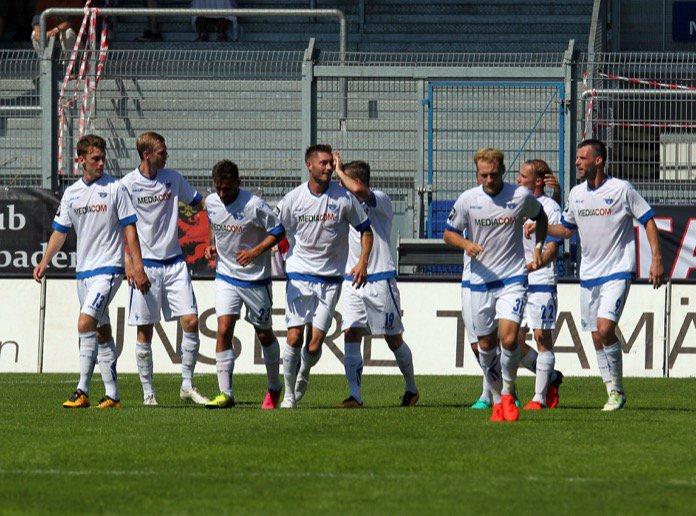 6. Spieltag; SC Paderborn – Holstein Kiel
