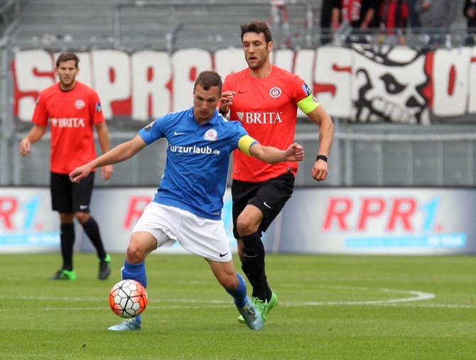35. Spieltag; FC Hansa Rostock – SV Wehen Wiesbaden