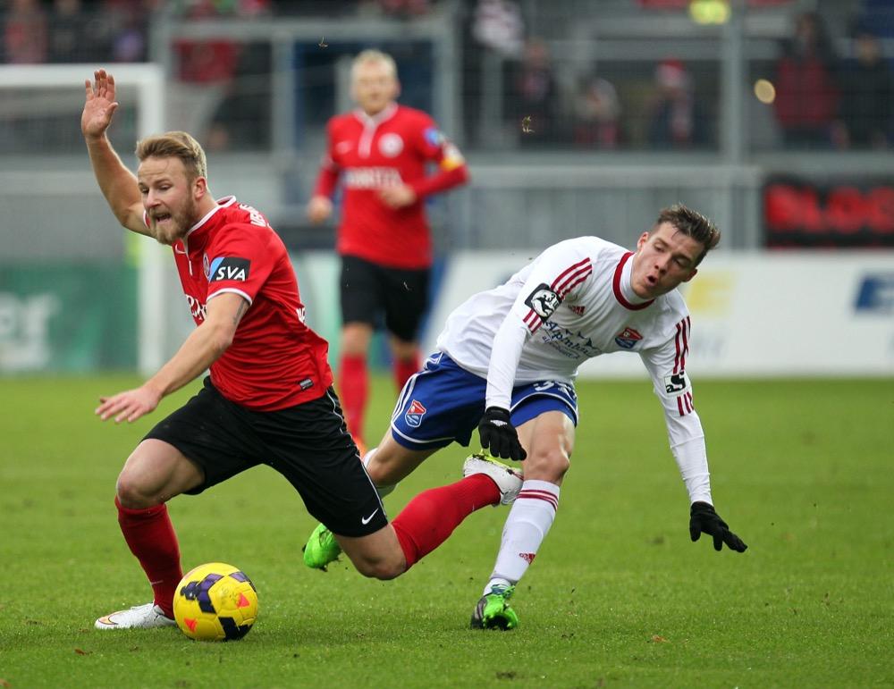 3. Spieltag; SV Wehen Wiesbaden – SpVgg Unterhaching