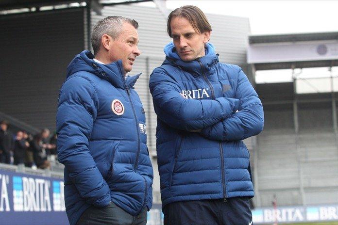 23. Spieltag; SV Wehen Wiesbaden - FSV Zwickau (Stimmen zum Spiel)