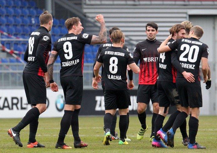 29. Spieltag; SV Wehen Wiesbaden - SV Werder Bremen II