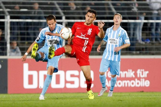Würzburg verschenkt Sieg gegen Chemnitzer FC - Spielbericht + Bilder