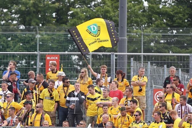 4. Spieltag; 1. FSV Mainz 05 II - Dynamo Dresden