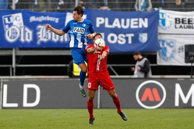 Bilder 19 Spieltag 1516 Würzburger Kickers 1 Fc Magdeburg 3
