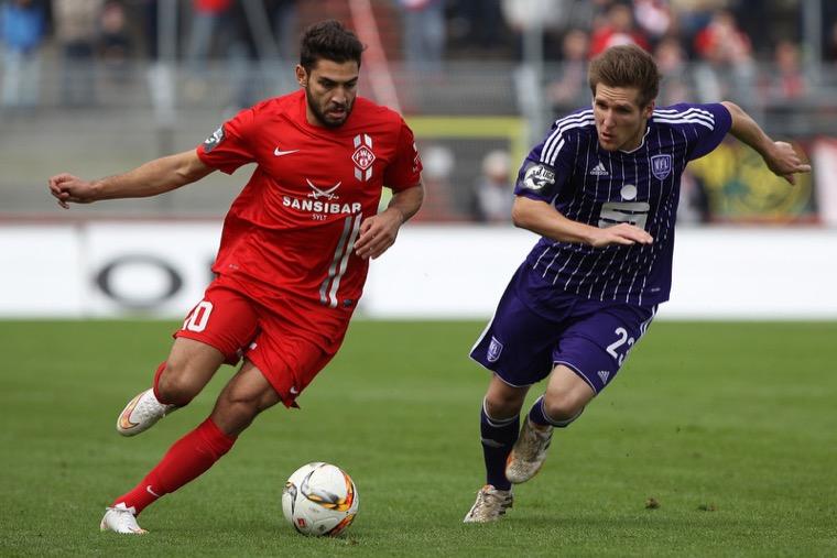 Würzburg unterliegt Osnabrück mit 0:1 - Spielbericht + Bilder
