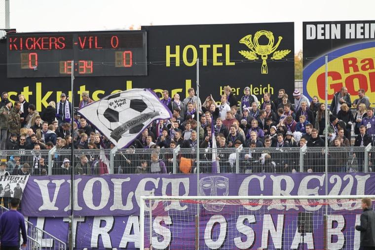 15. Spieltag; 1. FSV Mainz 05 II - VfL Osnabrück