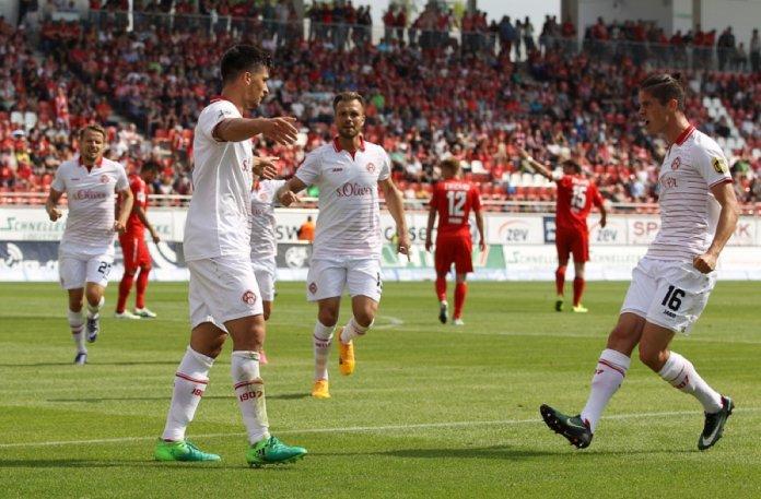 6. Spieltag 17/18: FSV Zwickau - Würzburger Kickers
