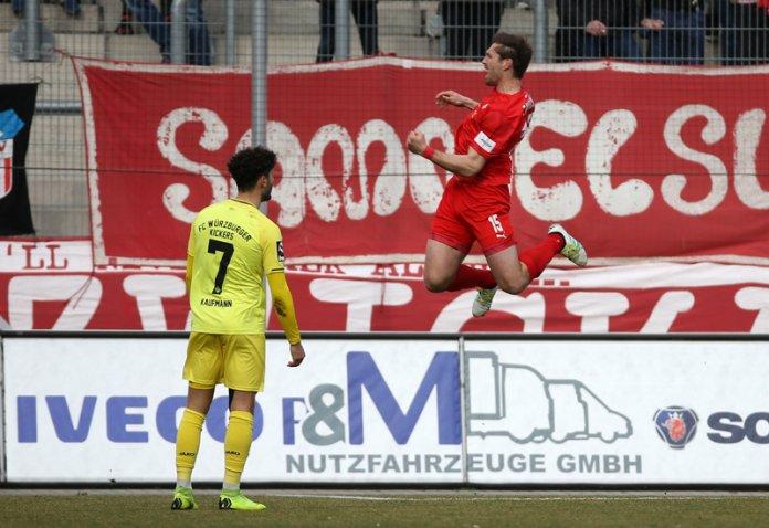 26. Spieltag 19/20: FSV Zwickau - Würzburger Kickers - Bild