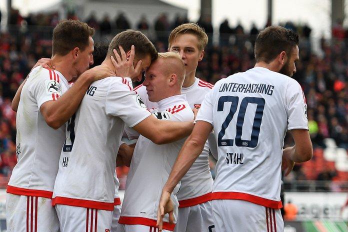 15. Spieltag 17/18: FSV Zwickau - SpVgg Unterhaching
