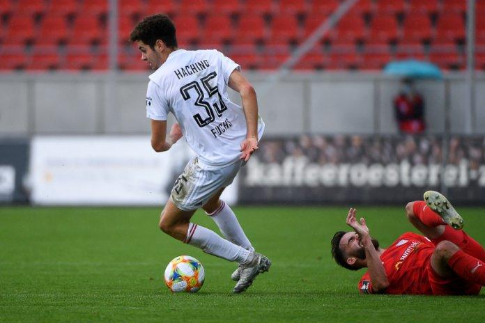 32. Spieltag 19/20: FSV Zwickau - SpVgg Unterhaching - Bild