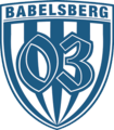 Logo SV Babelsberg 03 (c) www.babelsberg03.de
