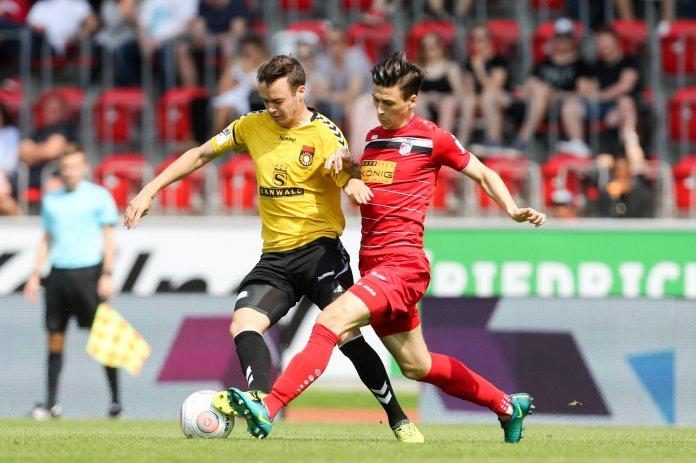 Erfurt zerfällt gegen Großaspach in alle Einzelteile – Spielbericht