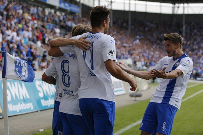 Magdeburg schlägt Erfurt mit 3:0 – Spielbericht
