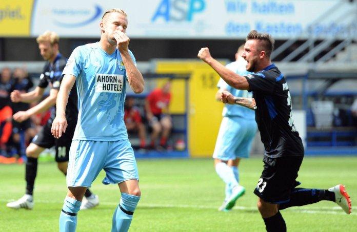 Paderborn besiegt CFC mit 3:2 – Spielbericht