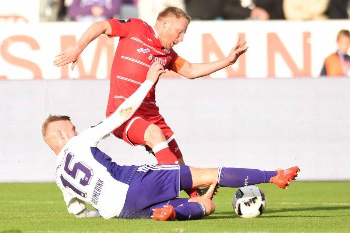 Osnabrück und Frankfurt trennen sich 1:1 – Spielbericht