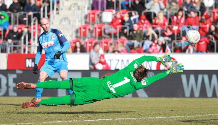 Rot-Weiß Erfurt verliert gegen Aalen mit 0:1 – Spielbericht