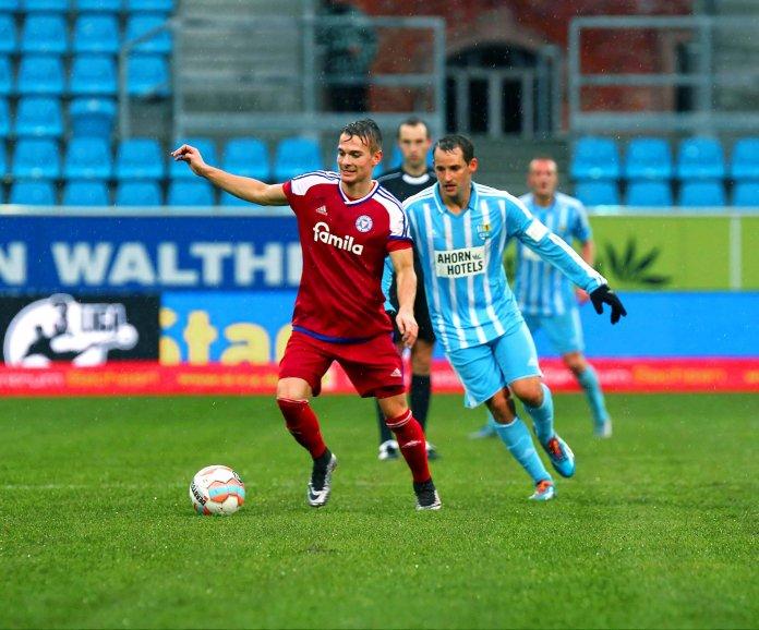 Kein Sieger zwischen Chemnitz und Kiel – Spielbericht