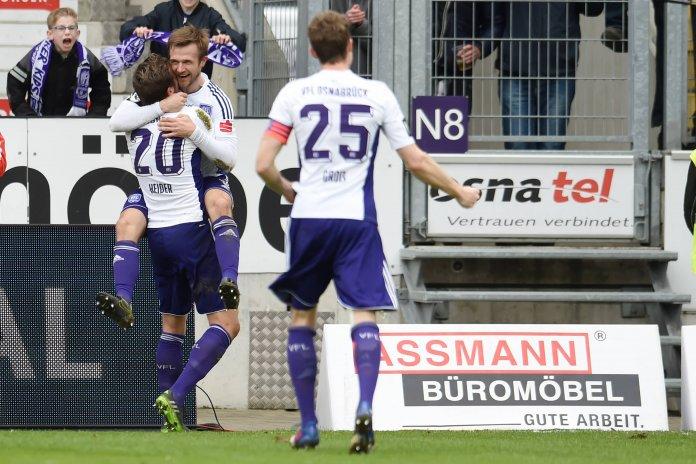 Osnabrück siegt nach kurioser Schlussphase – Spielbericht