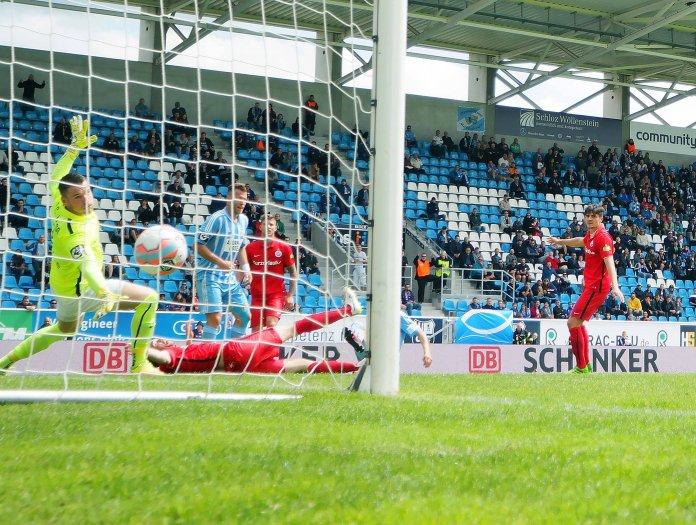 Chemnitz besiegt Rostock mit 2:0 – Spielbericht