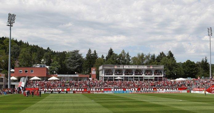 Würzburger Kickers und Werders U 23 trennen sich 1:1 – Spielbericht