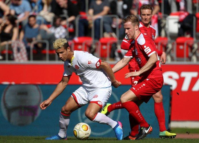Keine Tore zwischen Erfurt und Mainz – Spielbericht