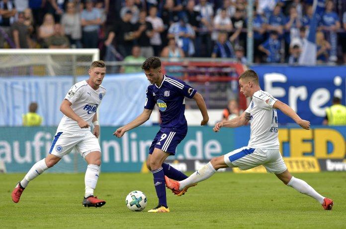 Osnabrück gewinnt das Derby gegen Lotte – Spielbericht