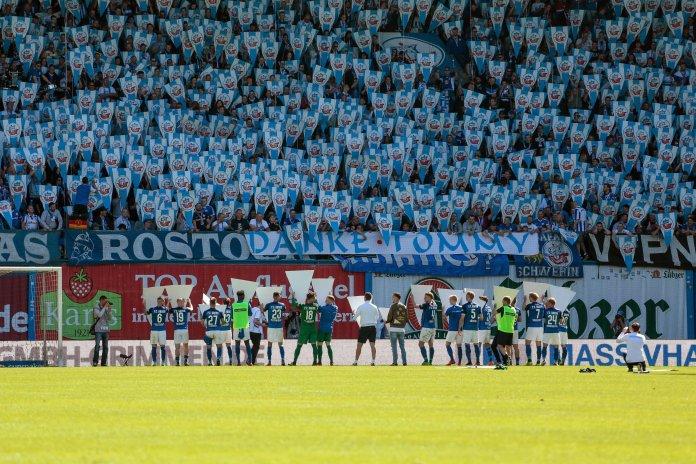 Chemnitz punktet zum Abschluss gegen Rostock – Spielbericht