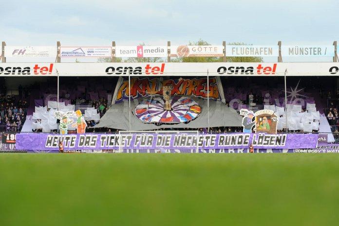 Osnabrück löst Ticket für die nächste Runde