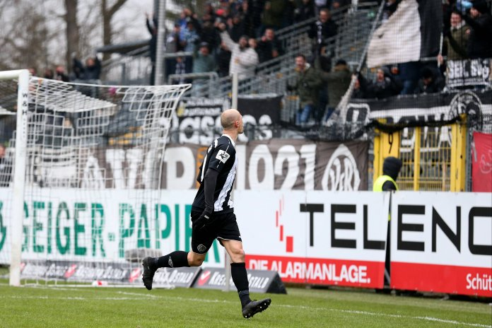 Aalen mit deutlichem Sieg über Großaspach – Spielbericht
