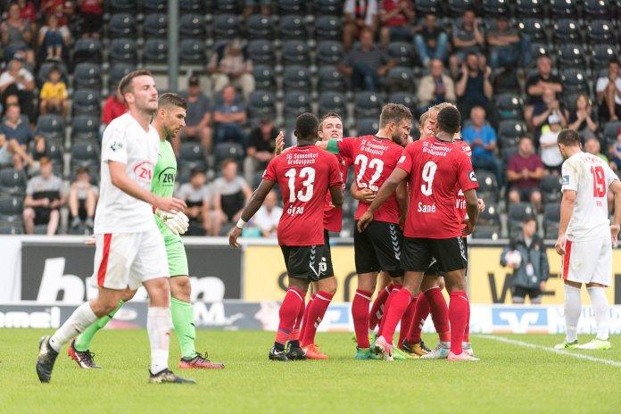 Großaspach feiert Heimerfolg gegen Zwickau – Spielbericht