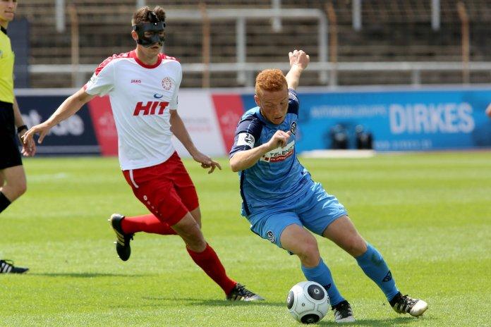 Fortuna Köln holt die ersten drei Punkte gegen Aalen – Spielbericht + Bilder