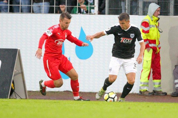 Zwickau feiert ersten Saisonsieg in Münster – Spielbericht