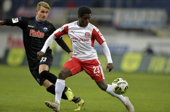 Paderborn und Halle trennen sich mit 0:0 – Spielbericht