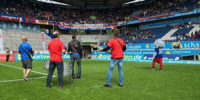 Neue Vereinshymne für KFC Uerdingen 05