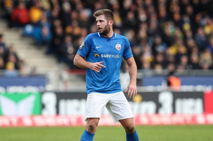 FC Hansa Rostock: Mittelfußbruch bei Marco Königs