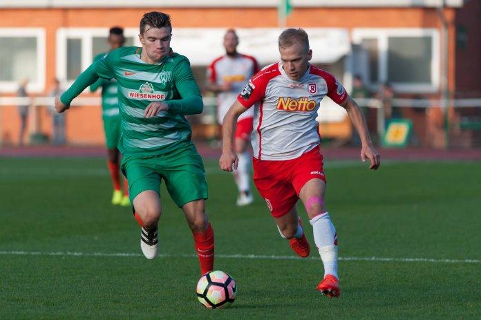 Bremen mit wichtigem Sieg gegen Regensburg – Spielbericht