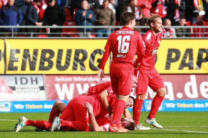 Zwickau besiegt Jena dank König – Spielbericht
