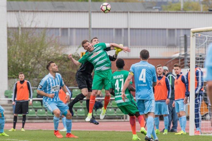 Kein Sieger zwischen Bremens U 23 und den Himmelblauen – Spielbericht