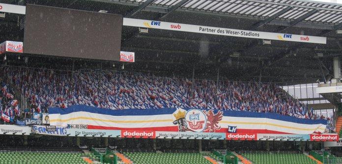 Hansa gewinnt Nordduell in Bremen – Spielbericht
