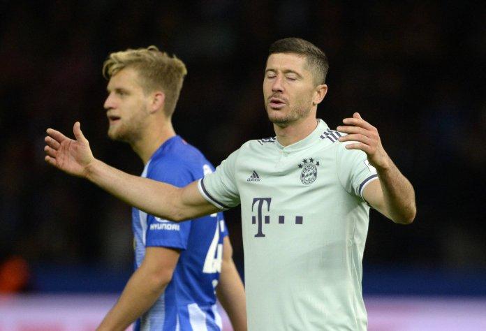 Bayern München in der ungewohnten Rolle des Jägers