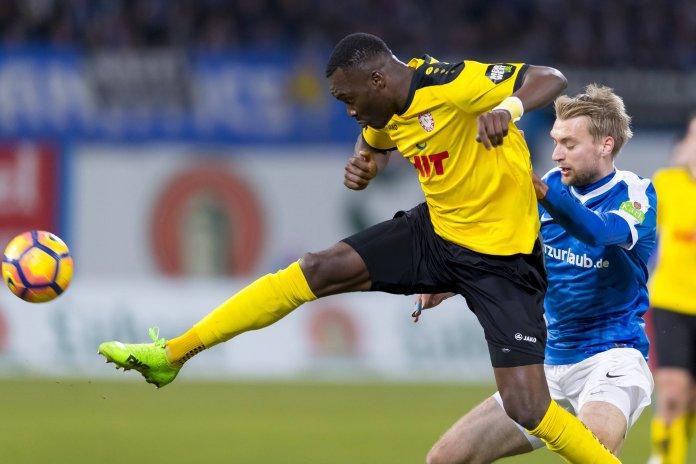 Rostock und Köln mit Remis – Spielbericht